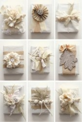 Unique gift wrap ideas for christmas 25