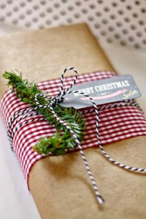 Unique gift wrap ideas for christmas 27