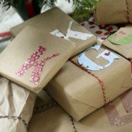 Unique gift wrap ideas for christmas 30