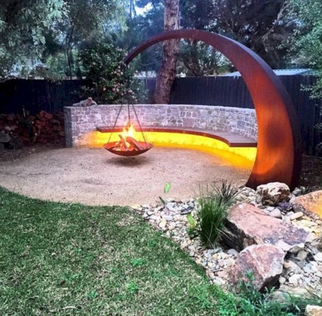 Cute yard ornament for your own outdoor space 23