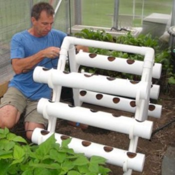 Diy hydroponic gardens for your small house 12