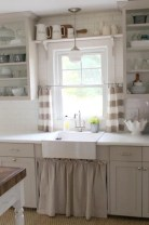 Diy ideas to add rustic farmhouse feel to your kitchen 08