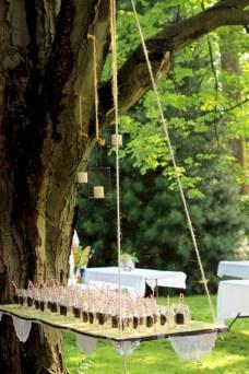 Diy outdoor swing ideas for your garden 28