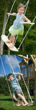 Diy outdoor swing ideas for your garden 37