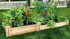 Easy to make diy raised garden beds ideas 07