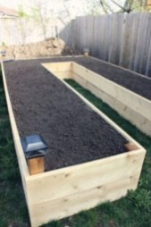 Easy to make diy raised garden beds ideas 24