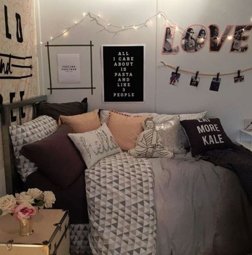 Easy and cheap diy dorm decorations to make 18