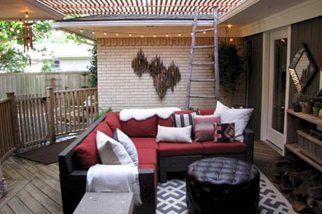 Gorgeous diy ladder-style herb garden 23