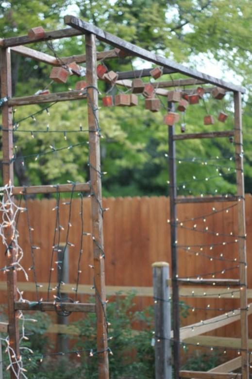 Gorgeous diy ladder-style herb garden 30