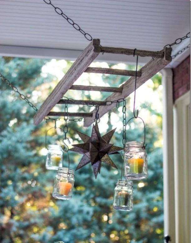 Gorgeous diy ladder-style herb garden 31