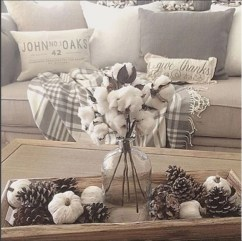 Incredible cotton decor farmhouse that you will love it 16