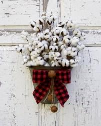 Incredible cotton decor farmhouse that you will love it 21