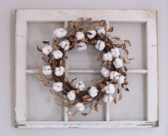 Incredible cotton decor farmhouse that you will love it 25