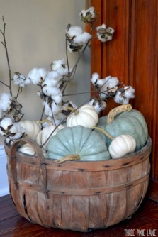 Incredible cotton decor farmhouse that you will love it 35