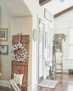 Incredible cotton decor farmhouse that you will love it 40