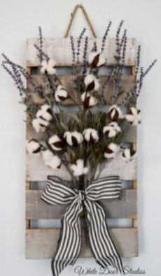 Incredible cotton decor farmhouse that you will love it 42