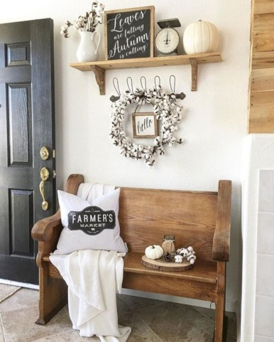 Incredible cotton decor farmhouse that you will love it 49