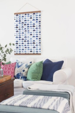 Simple diy wall art ideas for your home 25