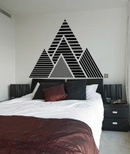 Simple diy wall art ideas for your home 30