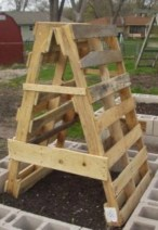 Simple and easy ideas from pallet recycling 19