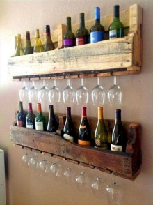Simple and easy ideas from pallet recycling 20