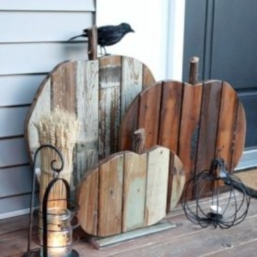 Simple and easy ideas from pallet recycling 27