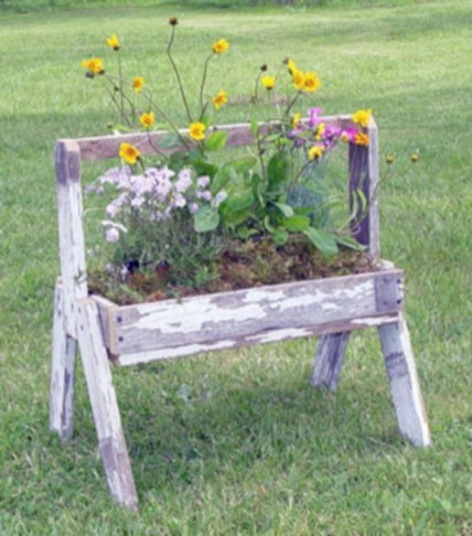 Simple and easy ideas from pallet recycling 37