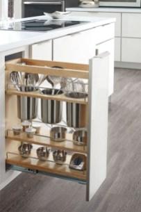 Smart kitchen cabinet organization ideas 01