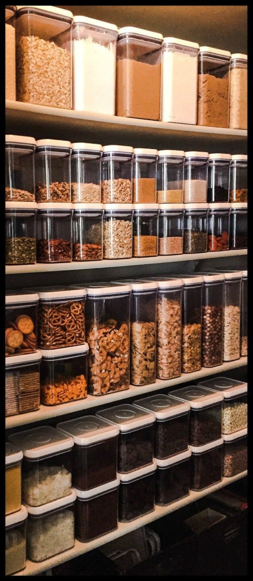 44 Smart Kitchen Cabinet Organization Ideas - GODIYGO.COM