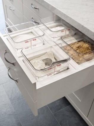 Smart kitchen cabinet organization ideas 18