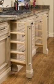 Smart kitchen cabinet organization ideas 29