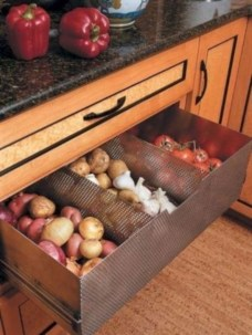 Smart kitchen cabinet organization ideas 33