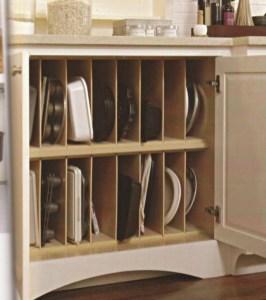 Smart kitchen cabinet organization ideas 38