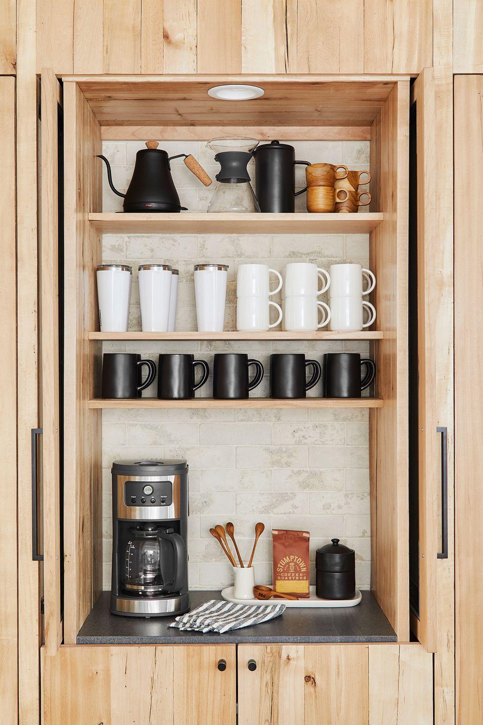 44 Smart Kitchen Cabinet Organization Ideas ~ GODIYGO.COM