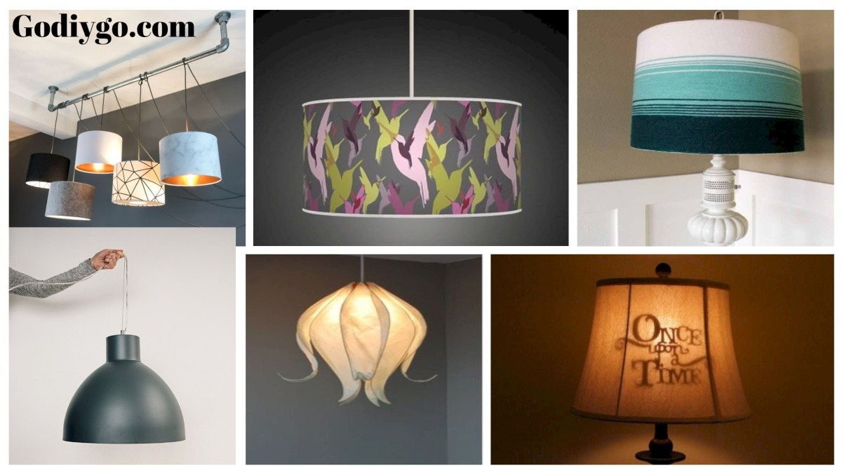 35 Lampshades You Can Make Before Lights Out