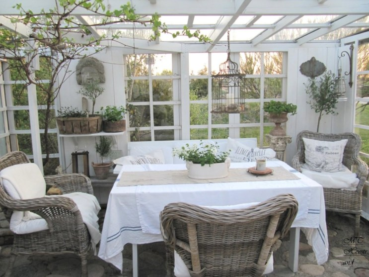 Adorable conservatory inspiration to inspire you 21