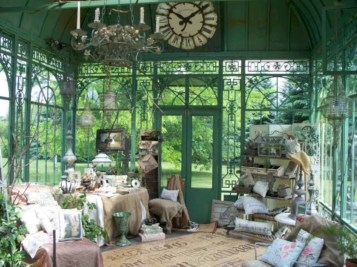 Adorable conservatory inspiration to inspire you 23