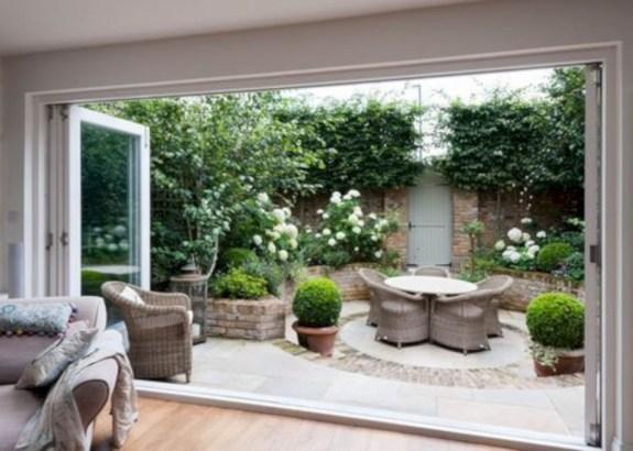 Beautiful courtyard garden design ideas 02