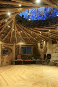Best glass ceiling design ideas to enjoy the night sky 01