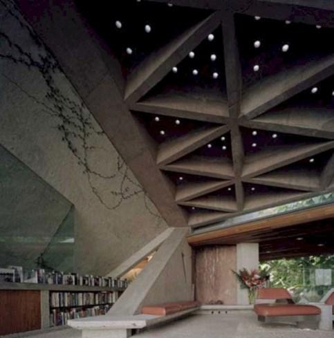 Best glass ceiling design ideas to enjoy the night sky 13