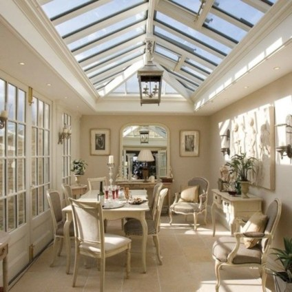 Best glass ceiling design ideas to enjoy the night sky 21