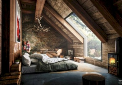 Best glass ceiling design ideas to enjoy the night sky 25