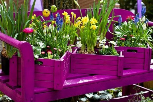 Best and amazing diy ideas for your garden decoration 23