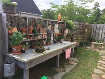 Best and amazing diy ideas for your garden decoration 26