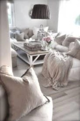 Boho rustic glam living room design ideas 09