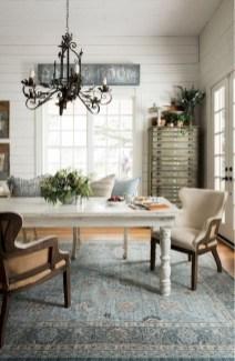 Boho rustic glam living room design ideas 11