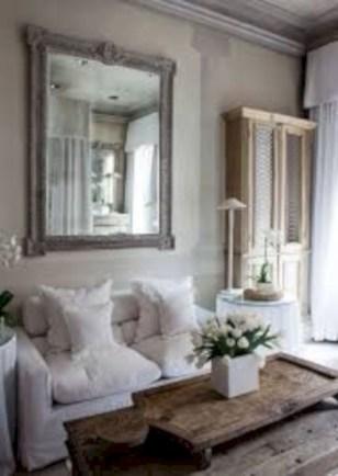 Boho rustic glam living room design ideas 15