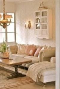Boho rustic glam living room design ideas 23