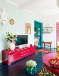 Bright ideas for diy decor with bright color 18