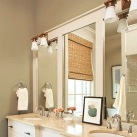 Clever ideas to makeover your mirror 03